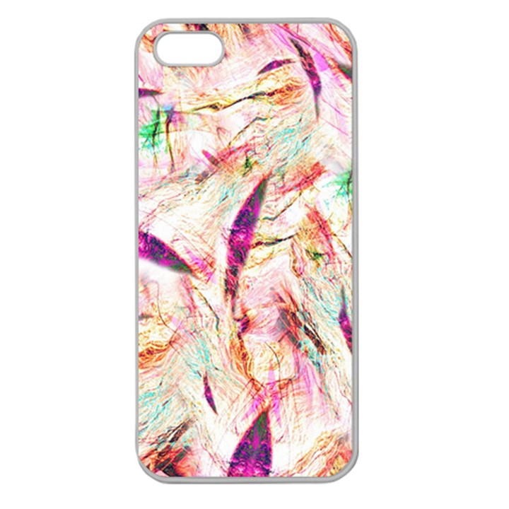 Grass Blades Apple Seamless iPhone 5 Case (Clear)