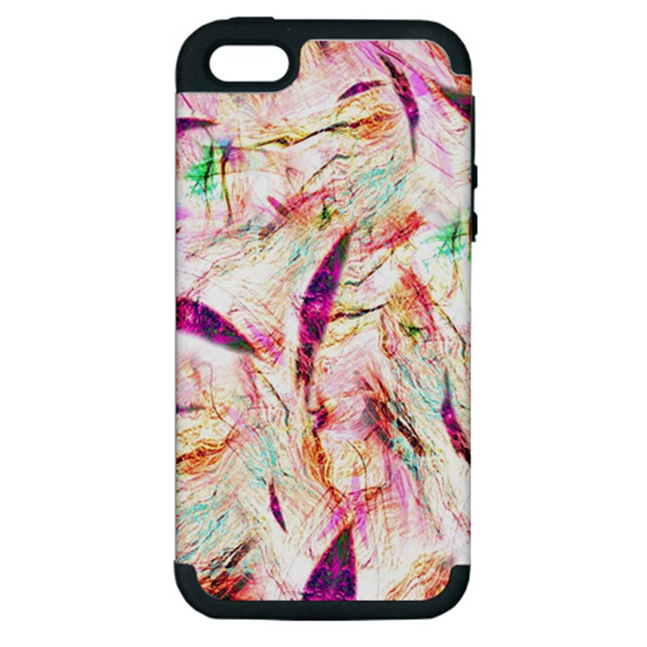 Grass Blades Apple iPhone 5 Hardshell Case (PC+Silicone)