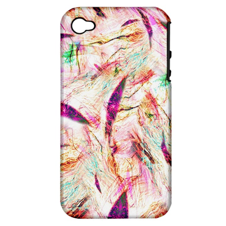 Grass Blades Apple iPhone 4/4S Hardshell Case (PC+Silicone)