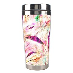 Grass Blades Stainless Steel Travel Tumblers