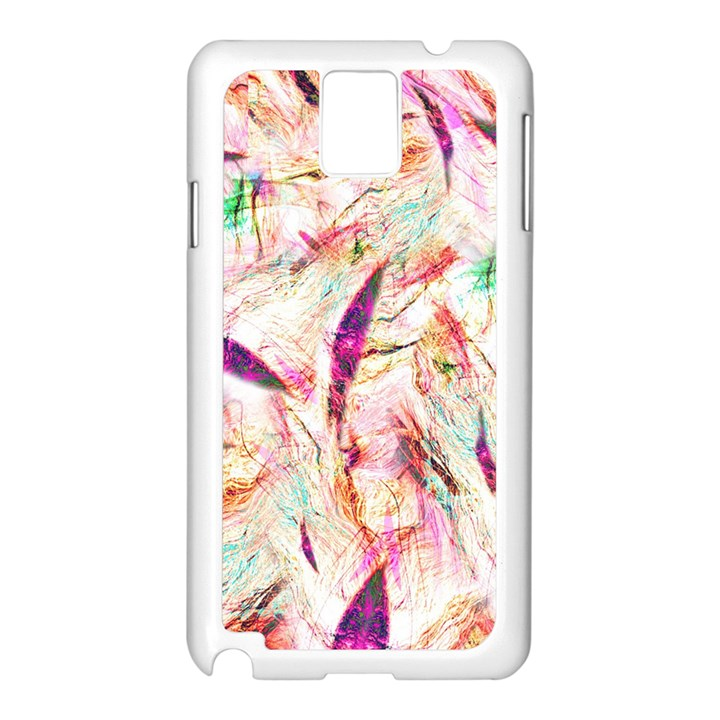 Grass Blades Samsung Galaxy Note 3 N9005 Case (White)