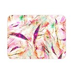 Grass Blades Double Sided Flano Blanket (Mini)  35 x27 Blanket Back