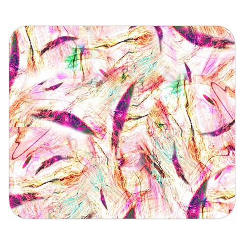 Grass Blades Double Sided Flano Blanket (Small)