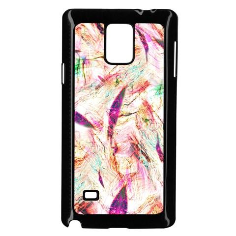 Grass Blades Samsung Galaxy Note 4 Case (Black)