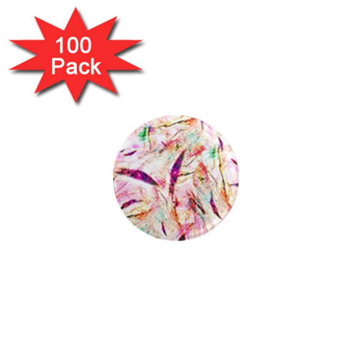 Grass Blades 1  Mini Magnets (100 pack)