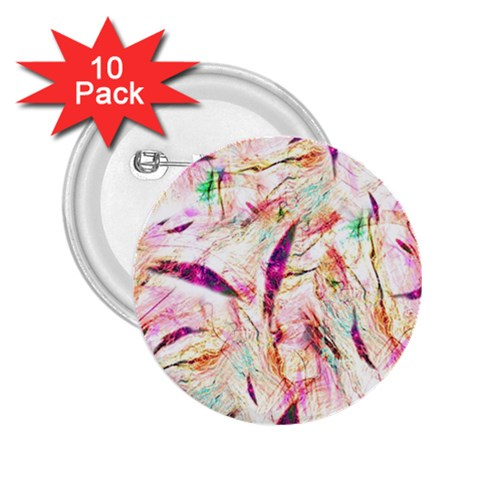 Grass Blades 2.25  Buttons (10 pack)