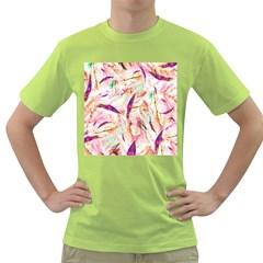 Grass Blades Green T-Shirt