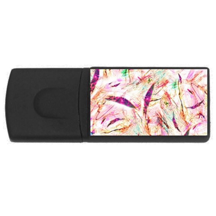 Grass Blades USB Flash Drive Rectangular (1 GB)