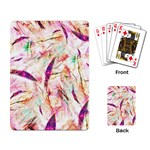 Grass Blades Playing Card Back