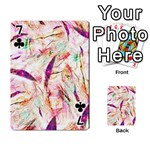Grass Blades Playing Cards 54 Designs  Front - Club7