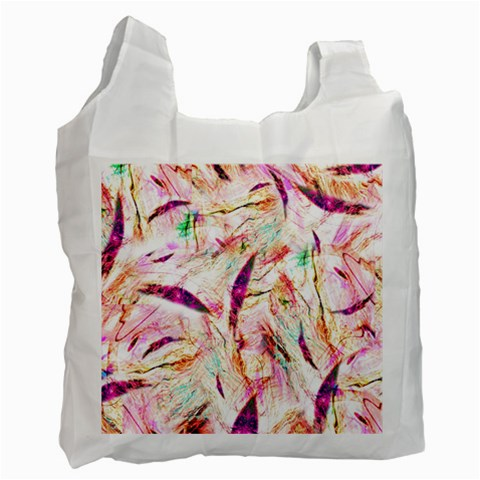Grass Blades Recycle Bag (One Side)