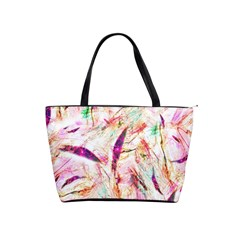 Grass Blades Shoulder Handbags