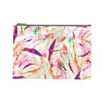 Grass Blades Cosmetic Bag (Large)  Front