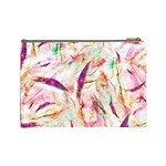 Grass Blades Cosmetic Bag (Large)  Back