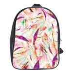 Grass Blades School Bags(Large)  Front