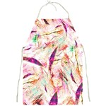 Grass Blades Full Print Aprons Front