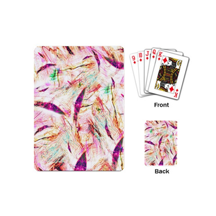 Grass Blades Playing Cards (Mini)