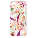 Grass Blades Apple iPhone 5 Seamless Case (White) Front