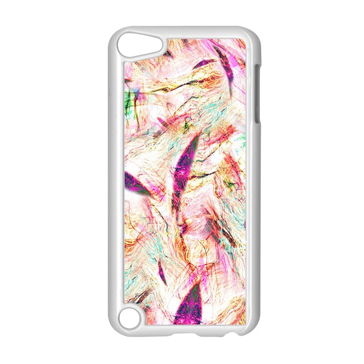 Grass Blades Apple iPod Touch 5 Case (White)