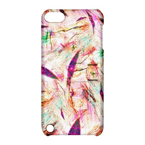 Grass Blades Apple iPod Touch 5 Hardshell Case with Stand
