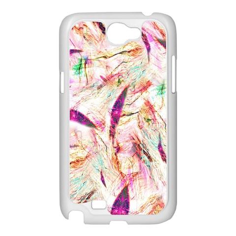 Grass Blades Samsung Galaxy Note 2 Case (White)