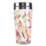 Grass Blades Stainless Steel Travel Tumblers Right