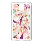 Grass Blades Samsung Galaxy Note 3 N9005 Case (White) Front