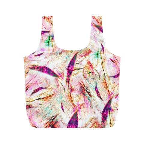 Grass Blades Full Print Recycle Bags (M)