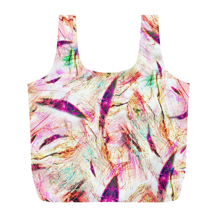 Grass Blades Full Print Recycle Bags (L)