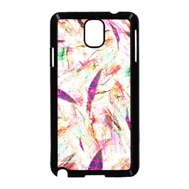 Grass Blades Samsung Galaxy Note 3 Neo Hardshell Case (Black)
