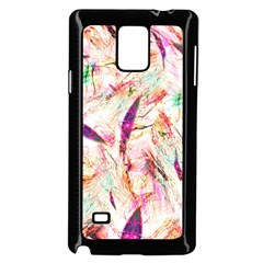 Grass Blades Samsung Galaxy Note 4 Case (Black)