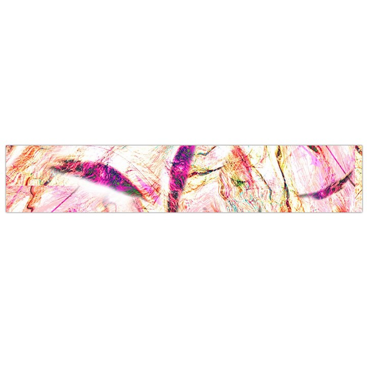 Grass Blades Flano Scarf (Large)