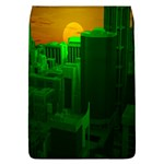 Green Building City Night Flap Covers (L)  Front