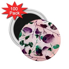 Spiral Eucalyptus Leaves 2.25  Magnets (100 pack)