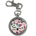 Spiral Eucalyptus Leaves Key Chain Watches Front