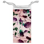 Spiral Eucalyptus Leaves Jewelry Bags Back