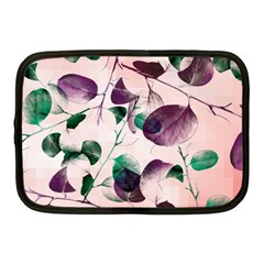 Spiral Eucalyptus Leaves Netbook Case (Medium)