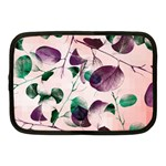 Spiral Eucalyptus Leaves Netbook Case (Medium)  Front