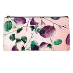 Spiral Eucalyptus Leaves Pencil Cases Front