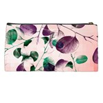 Spiral Eucalyptus Leaves Pencil Cases Back