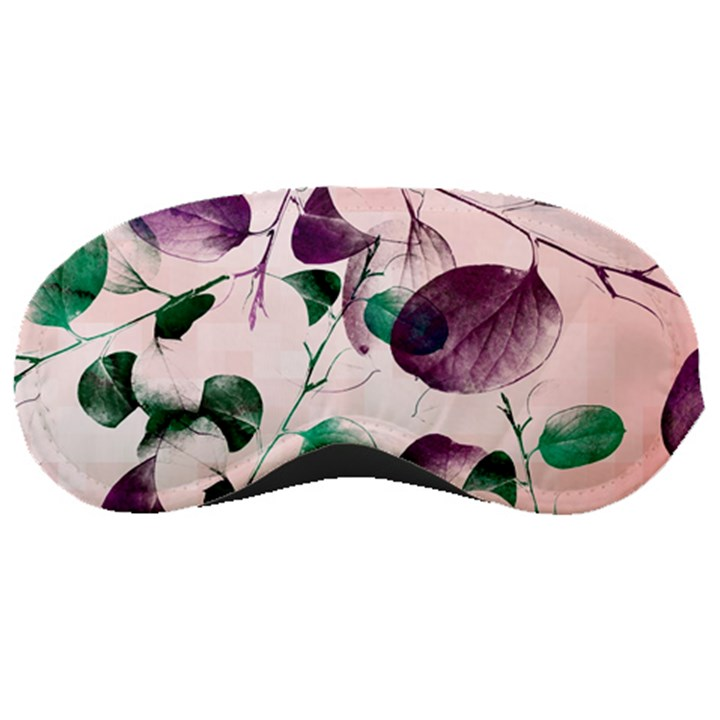 Spiral Eucalyptus Leaves Sleeping Masks