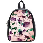 Spiral Eucalyptus Leaves School Bags (Small)  Front