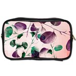 Spiral Eucalyptus Leaves Toiletries Bags 2-Side Front