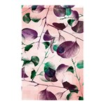 Spiral Eucalyptus Leaves Shower Curtain 48  x 72  (Small)  42.18 x64.8 Curtain