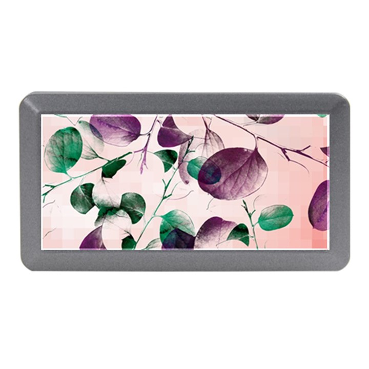 Spiral Eucalyptus Leaves Memory Card Reader (Mini)