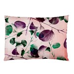 Spiral Eucalyptus Leaves Pillow Case (Two Sides) Back