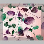 Spiral Eucalyptus Leaves Deluxe Canvas 20  x 16   20  x 16  x 1.5  Stretched Canvas