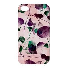 Spiral Eucalyptus Leaves Apple iPhone 4/4S Hardshell Case