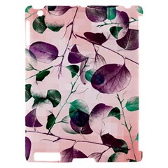 Spiral Eucalyptus Leaves Apple iPad 2 Hardshell Case (Compatible with Smart Cover)