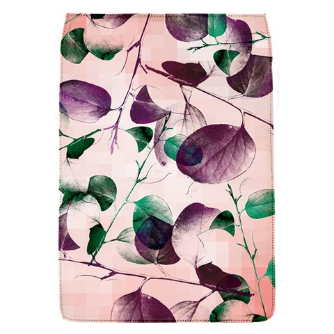 Spiral Eucalyptus Leaves Flap Covers (S)